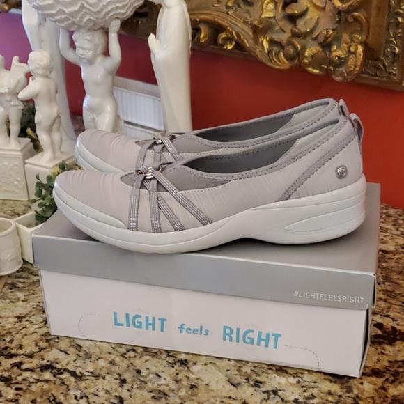 Bzees Shoes | Rosie Slip Ons W Cloud